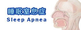 睡眠窒息症sleep apnea syndrome